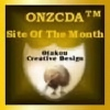 O.N.Z.C.D.A. - Site of the Month Award