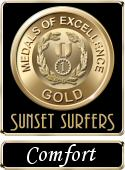 Sunset Surfers - Gold Medal of Excellence