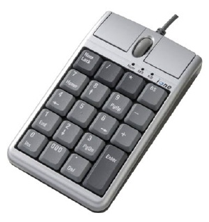 Comfort Keyboard Systems Programmable Usb Number Pad
